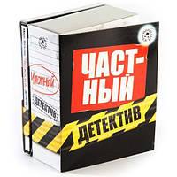 """Набор для творчества """"Частный детектив"""" 9785989710188 МИНИ-МАЭСТРО Новый Формат"""