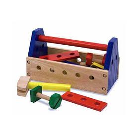 Набор инструментов деревянный ТМ Melissa & Doug MD494