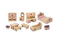 Набор мебели для замка принцессы Melissa & Doug MD13570