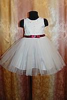 Платье Нарядное ,Пышное ,бальное , для девочки 1 - 3 года