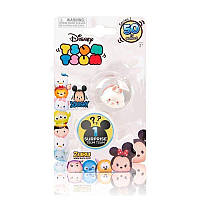 Набор резиновых фигурок Disney Tsum Tsum - 2 игрушки ТМ TSUM TSUM 5801