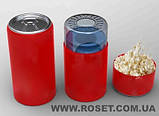 Попкорница popcorn maker homease, фото 5