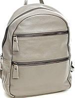 Молодёжный  рюкзак из натуральной кожи, фото 1