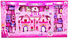 Кукольный дом с мебелью и фигурками СВ888-12