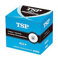 Пластиковые мячи для настольного тенниса TSP Training ball (120 шт.)