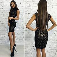 Платье ажурное, Kiki Riki, 51223