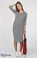 Платье для беременных и кормления Teylor р. 50 ТМ Юла Мама DR-36.221
