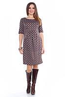Платье для беременных и кормления Счастливое р. 44-50 ТМ NowaTy 16020106