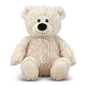 Плюшевий ведмедик Близзард Melіssa & Doug (м'яка іграшка) MD7722