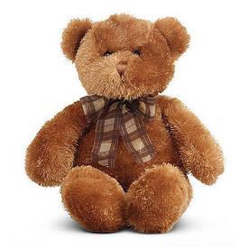 Плюшевий ведмедик Бронзатор 46 см Melіssa & Doug (м'яка іграшка) MD7728