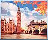 """Картина за номерами """"Осінній Лондон"""", фото 2"""