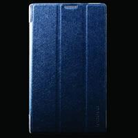 Кожаный чехол-книжка TTX Elegant для Lenovo Tab 2 A7-30 (Синий)
