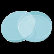 Чашка Петри, диаметр 90 мм, асептическая ( с тремя вентиляционными отверстиями,из РS )