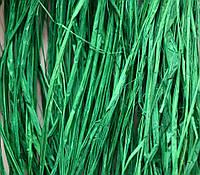 Рафия, 60 г, цвет зеленый