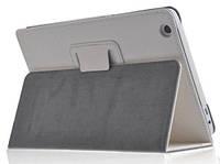 Кожаный чехол-книжка TTX с функцией подставки для Lenovo Tab 2 A7-30 (Белый)