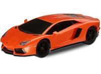 Радиоуправляемый автомобиль Lamborghini Aventador с аккумулятором на пульте управления (1:12) ТМ XQ XQRC12-7