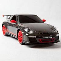 Радиоуправляемый автомобиль Porsche 911 GT3 на пульте управления (1:18) ТМ XQ XQRC18-15AA