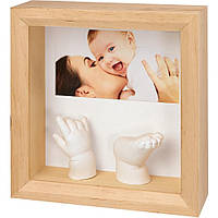 Рамочка Беби Арт (Photo Sculpture Frame natural) ТМ Baby Art Натуральный 34120183