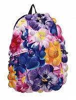 """Рюкзак для подростков """"Bubble Full"""" ТМ MadPax Цветы KAA24484210"""