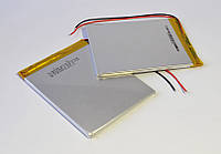 Аккумулятор ChinaTab 0460115p (4*60*115mm) 3600mAh