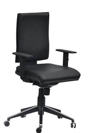 Кресло Спейс Алюм HB Неаполь-20 чёрный, фото 2