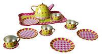 Чайный сервиз, детская игрушечная посуда (ТМ Bino, 83388)