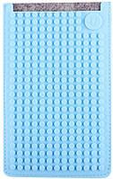 Чехол-вкладыш для телефона Upixel Larg-Серо-голубой ТМ Upixel WY-B008N