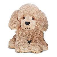 Щенок Пуделя, 30 см Melissa & Doug (мягкая игрушка) MD7486
