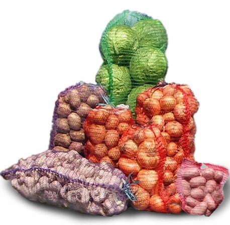 Мешки, сетки овощные