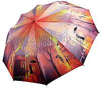 Женский зонт Осень Zest ( полный автомат, 10 спиц ) арт. 23966-31