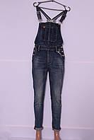 Женский джинсовый комбинезон M.Sara (код 3507)размер 31, фото 1