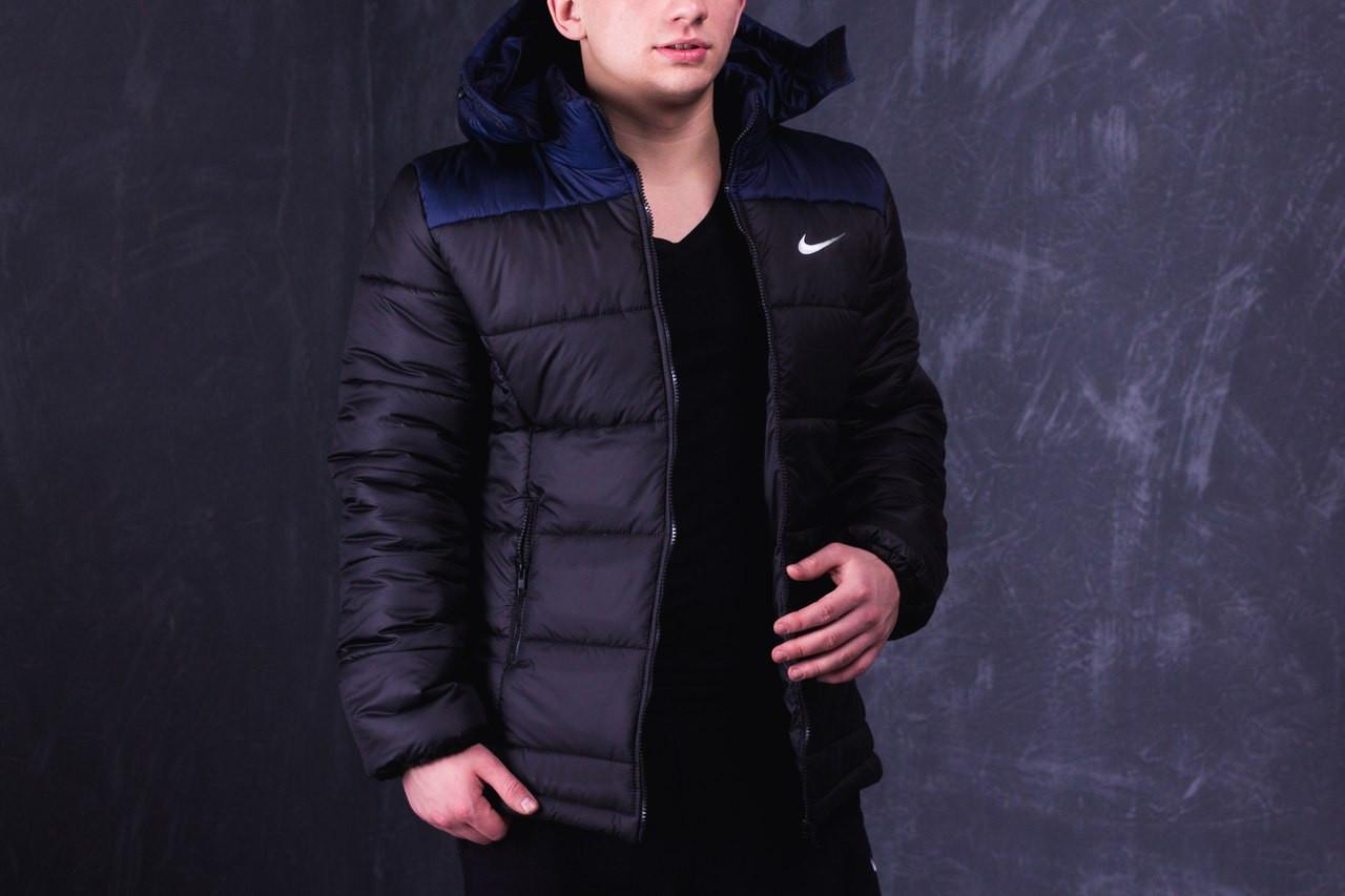 bc465734 Мужская зимняя куртка Nike Swoosh купить на cashstore.com.ua