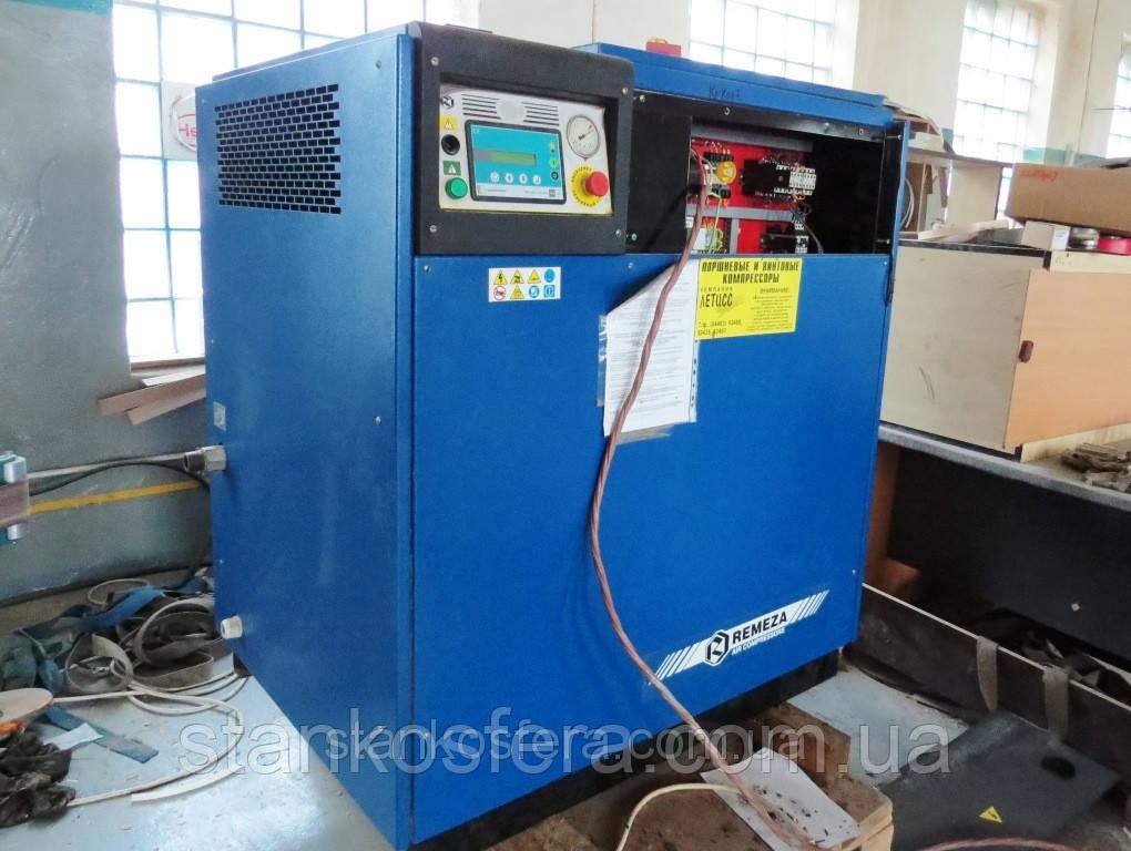 Винтовой компрессор Ремеза ВК25-8, производительность 2800 л/мин., бу 04г.