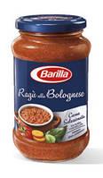 Соус натуральный томатный Barilla Ragu alla Bolognese с мясным фаршем, 400 гр., фото 1