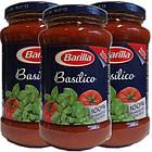 Натуральний томатний Соус Barilla Basilico з базиліком, 400 гр., фото 3