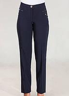 Утепленные женские брюки на байке