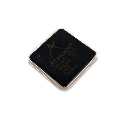 Чип AR7241-AH1A AR7241 QFP128, Ethernet