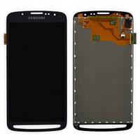 Модуль (дисплей + сенсор) Samsung i9295 Galaxy S4 Active dark grey original