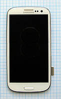 Модуль (дисплей + сенсор) Samsung i9300 Galaxy S3 white original