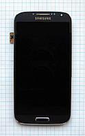 Модуль (дисплей + сенсор) Samsung i9500 Galaxy S4 deep blue original