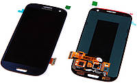 Модуль (дисплей + сенсор) Samsung i9300 Galaxy S3 deep blue original