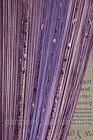Нитяные шторы Радуга Цепи (Огонек) 126