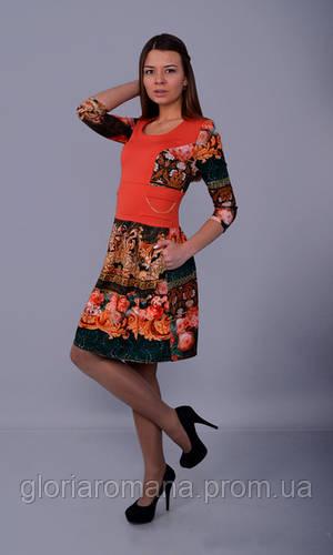 Новинки молодёжных платьев