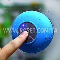 Портативная водонепроницаемая колонка для душа - Waterproof Wireless Bluetooth Shower Speaker BTS-06