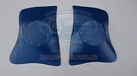 Уголки под ноги+подиум R-13 ВАЗ 2101-07 (к-кт 2 шт) синие