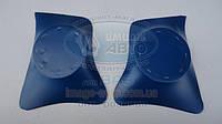 Уголки под ноги+подиум R-16 ВАЗ 2101-07 (к-кт 2 шт) синие