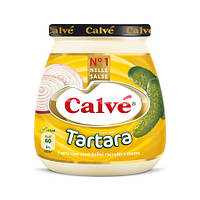 Соус Calve Tartara с добавлением лука и маринованных огурчиков, 250 гр., фото 1