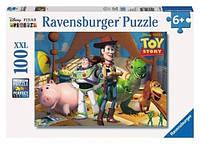 """Пазл-XXL Дисней """"Игрушечные истории"""" для детей от 6 лет (пазл на 100 элементов) ТМ Ravensburger 10835"""