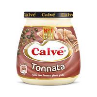 Соус Calve Tonnata на базе майонеза с добавлением каперсов и тунца, 250 гр.