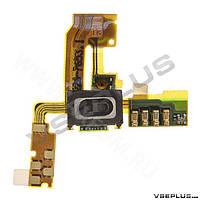 Шлейф Sony Ericsson U5i Vivaz, с динамиком